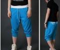 Спортивные брюки капри мужские И женские, мужские свитера с капюшоном