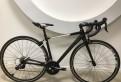 Продам тестовый шоссейный велосипед Cube