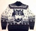 Тёплый шерстяной свитер XL (52-56 Новый, европейские размеры верхней мужской одежды
