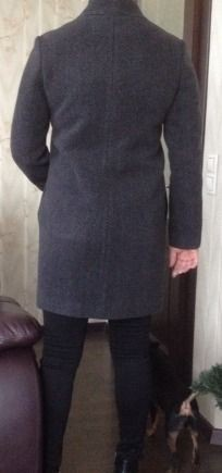 Пальто демисезонное, женские джинсы левис 501