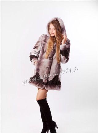 378b5e655 Женский зимний костюм барс, мутоновая шуба