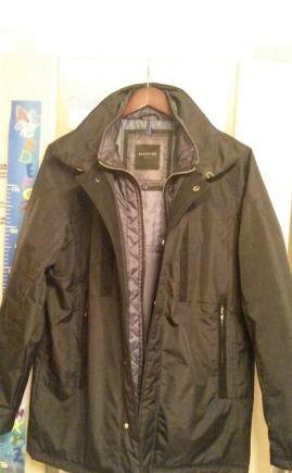 Куртка Reserved Резёрвед осень весна, пальто короткое мужское