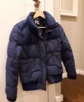 Утепленная куртка Adidas, кофта парка женская