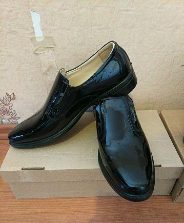 """Туфли лакированные """"лодочки"""", полуботинки лакирова, мужская домашняя обувь скидки"""