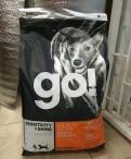 Корм для собак GO Natural Holistic с лососем