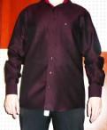 Мужской костюм скидки, вишневая рубашка от бренда Ritter