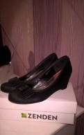 Босоножки на подошве цена, туфли на танкетке Zenden, Волхов
