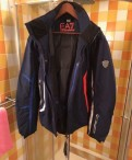 Куртка ea7 мужской пуховик XL, мужской спортивный костюм fila
