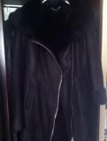 Дублёнка с водоотталкивающим напылением, длинное платье в пол зимой