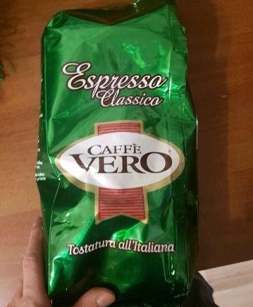 Кофе зерновое Caffe Vero