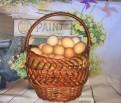 Домашнее яйцо