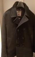 Зимнее шерстяное пальто Timberland, купить пуховик nike jordan