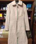 Дубленка женская сландо, пальто