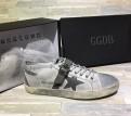 Купить дешевую мужскую обувь, кеды Golden Goose Deluxe Brand