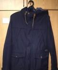 Купить мужской короткий плащ, куртка ostin