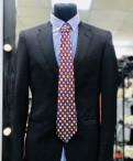 Купить пальто мужское дешево, галстук Missoni Cravatte