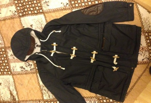 Куртка мужская зимняя, очень теплая, разм. XL, куртка пуховая мужская columbia heatzone 1000