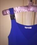 Шикарное синее платье от Versace, ветровки женские спортмастер