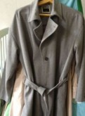 Пальто мужское р.48, куртки мужские кожаные весенние