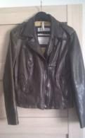 Кожаная куртка косуха Marc O'Polo, женская одежда для дома большого размера размер