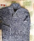 Мужская куртка ritter, пуловер Bonprix сине-белый