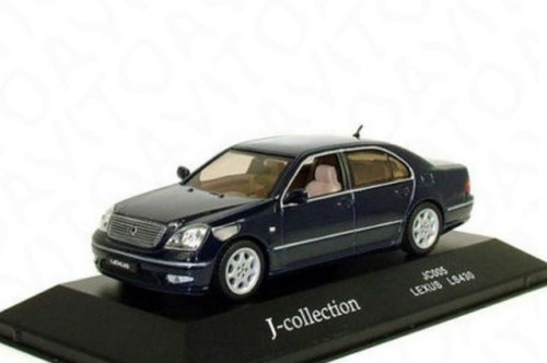 Lexus LS430 Mk3 J-Collection 1-43 Лексус-430 2000г