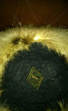 a1fc87acfd4 Зимняя мужская шапка из волка б  у