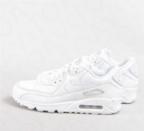 e57948ba Кроссовки Nike Air Max 90 белые. Size 37-45, купить женские унты на ...
