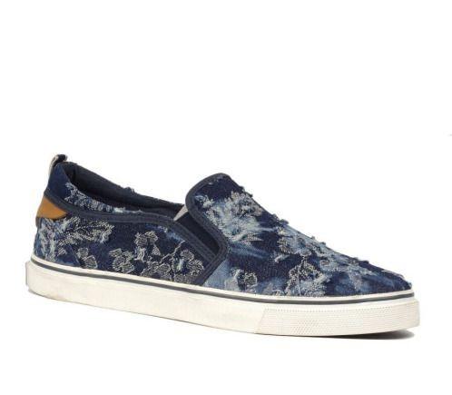 Обувь из китая мужская, слипоны Wrangler