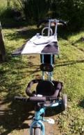 Детский трехколесный велосипед ABC Trike б/у