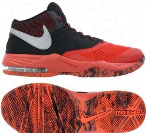 cf81512a Сапоги мужские купить, баскетбольные кроссовки Nike Air Max Emergent ...