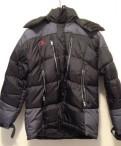 Зимний мужской пуховик, куртка мужская поло