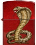 Зажигалка zippo новая21063 snake