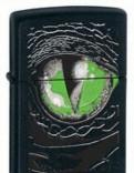 Новая зажигалка zippo 24719 aptle EYE