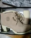 Туфли на платформе белые купить, ботинки