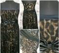 """Штаны лесси серые, платье """"леопард"""""""