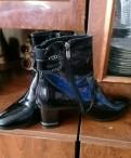Туфли на платформе и толстом каблуке замшевые, ботинки