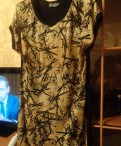 Новое красивое платье 60 размера, женские штаны камуфляж купить