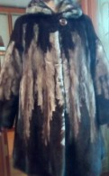 Шуба - Норка, женские блузки из штапеля
