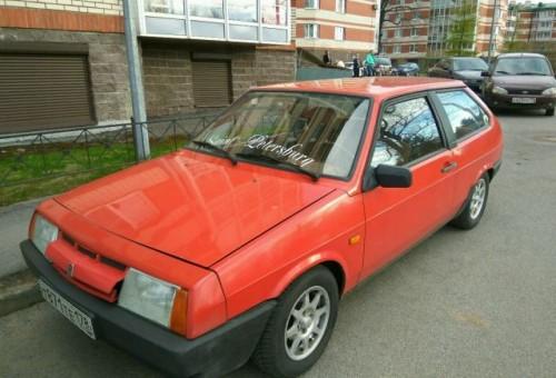 ВАЗ 2108, 1988