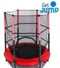 Батут 140 см Get Jump с защитной сеткой (новый)