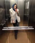 Жилет писец, мех не лезет, не Китай. ), пальто женское зимнее италия