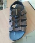 Новые сандалии натуральная кожа р-р 44, зимняя обувь большого размера для мужчин