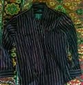 Магазины мужской одежды в лалели, рубашка полосатая
