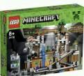 Лего Майнкрафт. Lego Minecraft 21118 шахта оригинал