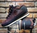 Кроссовки с мехом кожаные NB, спортмастер обувь мужская зимняя цена