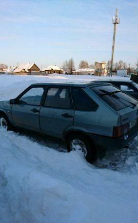 ВАЗ 2109, 1995