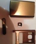 Корпус Nokia 6500c brown, silver, сервис