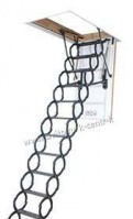 Термоизоляционная лестница fakro LST 70*80