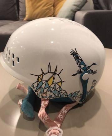 Детский горнолыжный шлем К2